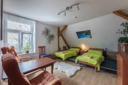 Pokoj č. 2 - dvoulůžkový pokoj bez kuchyňského koutu