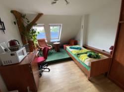 Pokoj č. 1 - jednolůžkový pokoj bez kuchyňského koutu